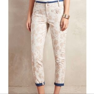 NWT Anthropologie Cartonnier Charlie Trousers 8